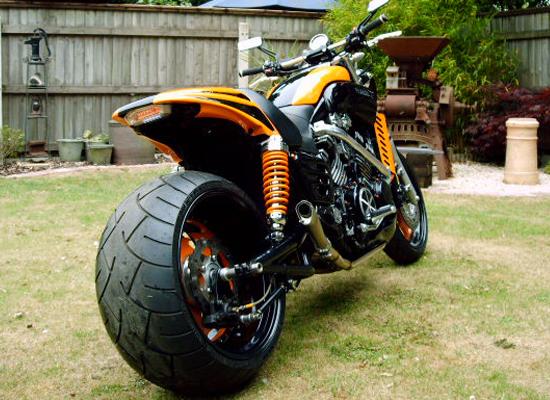 Corinium Welding Custom Motorcycle Fabrication